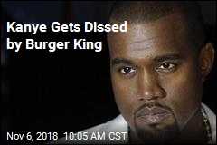 Kanye Professes Love for McDonald's, Gets Trolled by Burger King