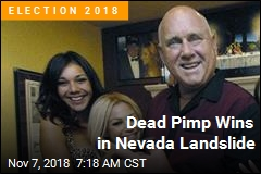 Dead Pimp Wins in Nevada Landslide