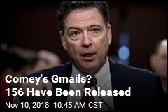 Comey Discussed Sensitive FBI Business by Gmail