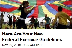 New Exercise Guidelines: Move Your 3-Year-Old