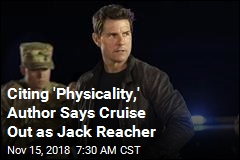 Tom Cruise Getting Replaced as Jack Reacher
