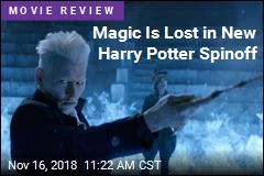 New Harry Potter Spinoff a 'Boring Magical Circus'