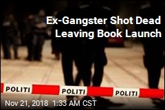 Ex-Gangster Shot Dead Leaving Book Launch