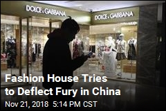 Fashion House Blames Hackers for Offensive Posts on China