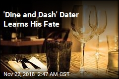 Serial 'Dine and Dash' Dater Gets 120 Days