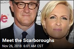 Morning Whoa: Joe and Mika's Secret Wedding