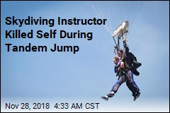Skydiving Instructor Killed Self During Tandem Jump