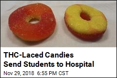 THC-Laced Candies Send Students to Hospital