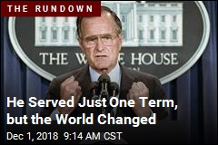 He Served Just One Term, but the World Changed