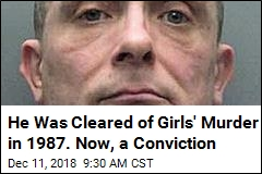 Pedophile Convicted in Girls' Murder 31 Years After Acquittal