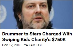 Ex-UN Music Chief Allegedly Stole $750K From Kids Charity
