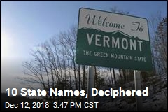 10 State Names, Deciphered