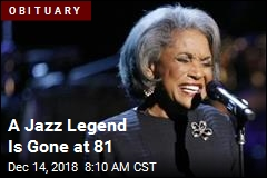 A Jazz Legend Is Gone at 81