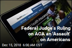 Federal Judge: ObamaCare Is Unconstitutional