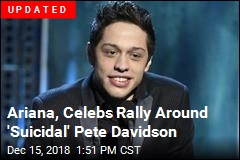 Pete Davidson's Last Post Sounds Suicidal
