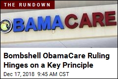 Bombshell ObamaCare Ruling Hinges on a Key Principle