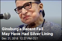 Ruth Bader Ginsburg Has Malignant Growths Removed