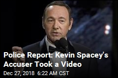 Police: Teen Who Alleges Spacey Groped Him Took Video