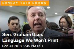 Graham: 'That's a Bunch of...'
