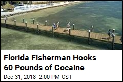 Fisherman Reels in Big Cocaine Haul