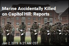 Marine Accidentally Killed on Capitol Hill: Reports