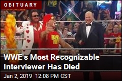 WWE's Most Recognizable Interviewer Has Died