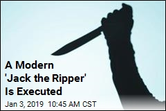 Execution Ends China's 'Jack the Ripper'