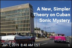A New, Simpler Theory on Cuban Sonic Mystery