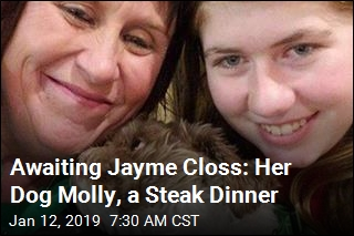 First Pic of Jayme Closs: a Beaming Teen With Her Dog