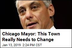 Chicago Mayor: This Town Needs Major Ethics Reforms