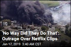 Netflix Movie Used Real Footage From Rail Disaster
