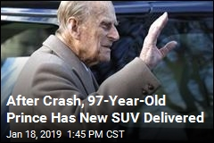 After Crash, Prince Philip, 97, Gets Ready to Drive Again