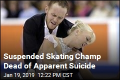 Suspended Skating Champ 'Commits Suicide'
