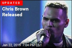 Chris Brown Detained on Rape Allegation