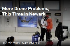 Drones Get Newark Airport Flights Suspended