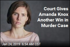 Court Gives Amanda Knox Another Win in Murder Case