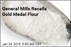 Gold Medal Flour Recalled in Salmonella Scare