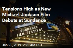 Security Stepped Up for Debut of Michael Jackson Film