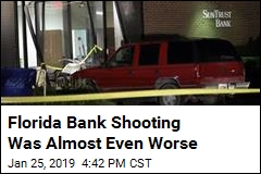 Florida Bank Shooting Was Almost Even Worse