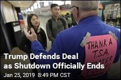 Longest Shutdown in US History Is Officially Over