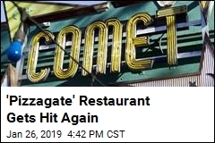 'Pizzagate' Restaurant Gets Hit Again