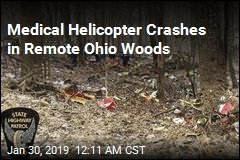 3 Killed in Ohio Medical Helicopter Crash