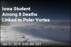 At Least 8 Deaths Linked to Polar Vortex