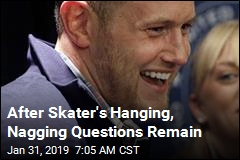After Skater's Hanging, Nagging Questions Remain