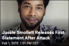 Jussie Smollett Releases First Statement After Attack