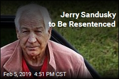 Jerry Sandusky to Be Resentenced