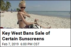 Key West Bans Sunscreens That Could Hurt Coral Reefs