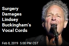 Lindsey Buckingham Suffers Serious Health Setback