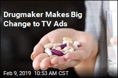 Drugmaker to List Prices in TV Ads