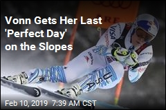 Lindsey Vonn Has Skied Her Final Race